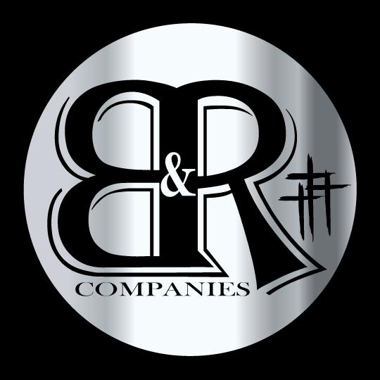 B&R Metal Works Logo
